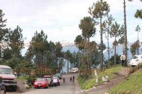 """La Perla, Ver., 23 de julio de 2019.- El hotel """"Villas Pico de Orizaba"""" brinda paz, tranquilidad, pues es un lugar de descanso no un parque de diversiones; aquí no hay señal de celular, lo que permite desconectarse de la ciudad, dijo el gerente."""