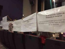 Xalapa, Ver., 16 de agosto de 2019.- En el Ágora, se presentó el foro