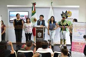 Xalapa, Ver., 19 de agosto de 2019.- Este lunes, el Comité organizador del Turismo Fest Xante 2019, dio a conocer el programa de este evento, que se realizará en la Plaza Gastronómica San José, del 25 al 29 de septiembre.