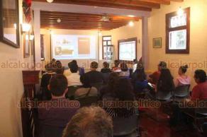 Xalapa, Ver., 22 de agosto de 2019.- Como parte del 10 aniversario de su creación, el Centro de Estudios de la Cultura y la Comunicación de la UV efectuó ciclo de conferencias.