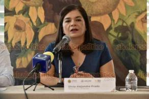 Xalapa, Ver., 17 de septiembre de 2019.- Silvia Alejandre, directora general del IVEC, anunció que una parte de la Colección de Diego Rivera del Museo de Arte del Estado de Veracruz, en Orizaba, se exhibirá el 2 de octubre en