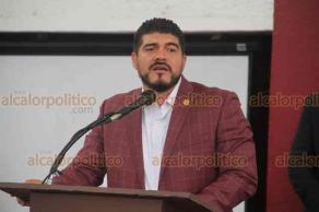 Xalapa, Ver., 14 de octubre de 2019.- El secretario de Educación, Zenyazen Escobar, realizó la asignación de plazas vacantes para el Proceso de Admisión a la Educación Básica, Ciclo Escolar 2019-2020.
