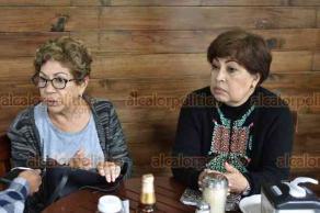 Xalapa, Ver., 16 de octubre de 2019.- Integrantes de la Coalición de Pensionistas del Estado de Veracruz (COPIPEV) exigieron a la Fiscalía General del Estado sancionar a quienes saquearon al IPE durante la administración de Javier Duarte.