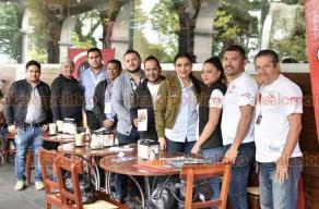 Xalapa, Ver., 18 de octubre de 2019.- La Junta de Mejoras de Xalapa invitó al