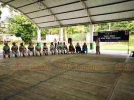 Papantla, Ver., 18 de octubre de 2019.- Para los Totonacos este día se celebra el Día de San Lucas, lo que marca el inicio de las festividades de Todos Santos, la cual tiene particularidades en algunos rituales.