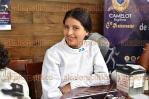 """Xalapa, Ver., 22 de octubre de 2019.- Organizadores invitan al 6to Aniversario de """"Camelot Esgrima"""", el 16 y 17 de noviembre, habrá actividades esgrimísticas recreativas para todo público."""
