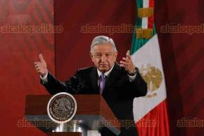 Ciudad de México, 13 de noviembre de 2019.- El presidente Andrés Manuel López Obrador destacó la operación conjunta de la SEDENA y la SRE, que actuaron a tiempo para salvar la vida del expresidente de Bolivia, Evo Morales. Hoy es cumpleaños 66 del Mandatario tabasqueño.