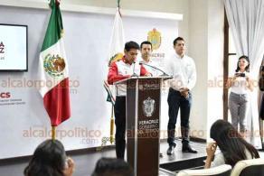 Xalapa, Ver., 13 de noviembre de 2019.- Organizadores llevaron a cabo la presentación del sexto