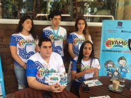 """Xalapa, Ver., 14 de noviembre de 2019.- Organizadores invitaron a la cuarta edición de la carrera """"Vivamus Xalapa"""", que se efectuará el 24 de noviembre, en el Campus para la Cultura, las Artes y el Deporte de la UV, con distancias de 5 y 10 kilómetros."""