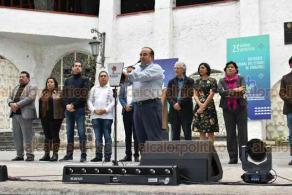 Xalapa, Ver., 15 de noviembre de 2019.- Como parte de la campaña