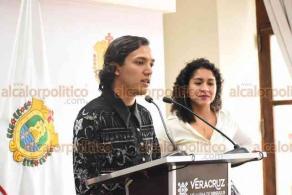Xalapa, Ver., 20 de noviembre de 2019.- Esta mañana se llevó a cabo la presentación de la tercera edición de Emerge Moda 2019, que será el 30 de noviembre en el Parque Independencia, en Xico.