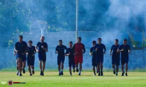 Boca del Río, Ver., 5 de diciembre de 2019.- Aunque el equipo ya fue desafiliado de la FMF, algunos jugadores de los Tiburones Rojos llegaron la mañana de este jueves a entrenar al Centro de Alto Rendimiento. Sólo arribaron 12 integrantes del equipo.