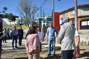 Xalapa, Ver., 5 de diciembre de 2019.- La mañana de este jueves, autoridades municipales inauguraron el Centro de Gestión Comunitaria