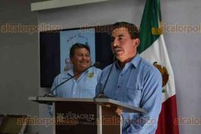 Xalapa, Ver., 5 de diciembre de 2019. Organizadores dieron a conocer el evento