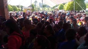 Coscomatepec, Ver., - Este domingo la organización política PODEMOS realizó la 22 asamblea con 800 registros en el distrito de Huatusco; asistieron Gerardo Fuentes flores, Francisco Garrido, Diana González, Paco Castañeda y Gonzalo Morgado, entre otros.