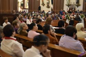 Xalapa, Ver., 8 de diciembre de 2019.- Quien anuncia que es discípulo de Cristo debe pasar por críticas de la sociedad, pues a los pastores les dicen