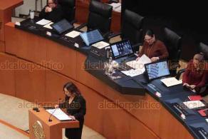 Ciudad de México, 12 de diciembre de 2019.- El Senado avala por mayoría las modificaciones al T-MEC para al Ejecutivo, ahora esperar que los Congresos de Canadá y EU lo aprueben.