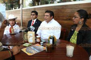 Xalapa, Ver., 23 de enero de 2020.- Fredy Iván Pérez Dassa, director de Linces y Águilas en Perote, invitó al