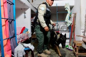 Tuxpan, Ver., 24 de enero de 2020.- Seguridad Pública informó que se respetaron los derechos humanos de los 457 internos del CERESO de este municipio durante el operativo de revisión.