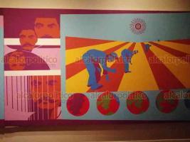 Ciudad de México, 27 de enero de 2020.- El palacio de las Bellas Artes presenta la exposición: