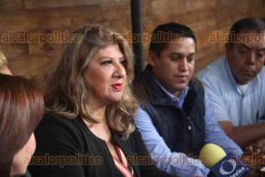 Xalapa, Ver., 29 de enero de 2020.- Animalistas y rescatistas presentaron la campaña de adopción