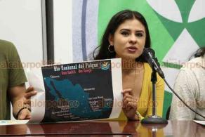 Xalapa, Ver., 29 de enero de 2020.- Organizadores invidaron a celebrar el Día Nacional del Pulque 2020, este domingo, en Casa Blanco y bajos del puente Xallitic.
