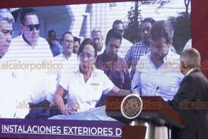 Ciudad de México, 17 de febrero de 2020.- El Gobierno de México obtendrá recursos del combate a la corrupción, colectas y venta de inmuebles o aeronaves incautadas para programas sociales, equipamiento y personal de salud, informó el presidente Andrés Manuel López Obrador.