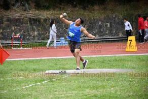 Xalapa, Ver., 22 de febrero de 2020.- Continúan las pruebas de atletismo, en el Estadio Xalapeño, como parte de las actividades de los Juegos Estatales Veracruz 2020.