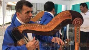 Alto Lucero, Ver., 23 de febrero de 2020.- Con más de 20 exponentes del folclore y gran asistencia se celebró el 19 Festival Internacional del Arpa de Cerrillos de Díaz.
