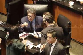 Ciudad de México, 25 de febrero de 2020.- El Senado también se sumará al Día Sin Mujeres el próximo 9 de marzo, mismo que ha sido desdeñado por el presidente Andrés Manuel López Obrador.