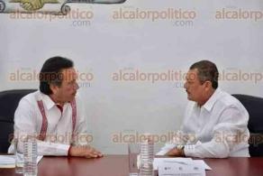 Gutiérrez Zamora, Ver., 25 de febrero de 2020.- El gobernador Cuitláhuac García dejó entrever que homicidios registrados en la zona podrían tratarse de crímenes derivados de cuestiones políticas.