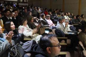 Xalapa, Ver., 27 de febrero de 2020.- Presentación del libro