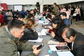 Xalapa, Ver., 28 de febrero de 2020.- Este viernes, la Secretaría de Educación de Veracruz asignó 274 plazas docentes para el ciclo escolar 2019-2020.