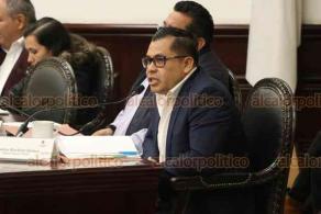 Xalapa, Ver., 28 de febrero de 2020.- Este viernes, sesionó el Cabildo, presidido por el alcalde Hipólito Rodríguez Herrero.