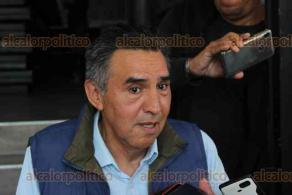 Xalapa, Ver., 2 de abril de 2020.- Tras reunirse con autoridades municipales, el secretario general del Sindicato de Filarmónicos, José Luis Ramírez, informó que no les dieron respuesta favorable a la solicitud de apoyo económico ante la contingencia.