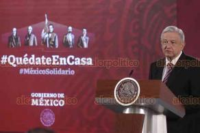 Ciudad de México, 3 de abril de 2020.- El presidente Andrés Manuel López Obrador decretó la extinción de fideicomisos públicos. El objetivo es recuperar recursos públicos y destinarlos para la emergencia por COVID-19, cumplir con obligaciones laborales o de pensiones.