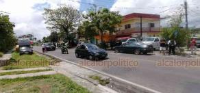 Córdoba, Ver., 5 de junio de 2020.- Este viernes, Policía Estatal montó operativo de revisión de vehículos en distintos puntos, luego de que en menos de 24 horas se registraran 3 ejecuciones.