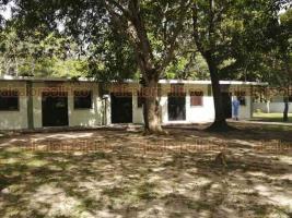 Minatitlán, Ver., 14 de julio de 2020.- Unidad Operativa de Hospitalización del 45/o. Batallón de Infantería se suma al esfuerzo que realiza el Sistema Nacional de Salud para atender casos de COVID-19.