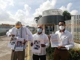 Veracruz, Ver., 5 de agosto de 2020.- Por presuntamente cometer delito electoral, el Alcalde boqueño fue denunciado ante la FEPADE, por el presidente del Comité Municipal del PRI, Rodolfo Lorente.