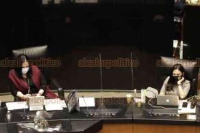 Ciudad de México, 5 de agosto de 2020.- La Comisión Permanente sesionó sin contratiempos y con temas como la renuncia del subsecretario de Salud, Hugo López Gatell, impulsada por la oposición y descalificada por el legislador del PT, Benjamín Robles.