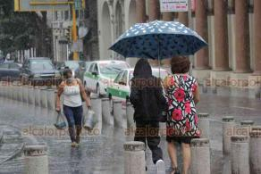 Xalapa, Ver., 6 de agosto de 2020.- De acuerdo a la Secretaria de Protección Civil, las condiciones de lluvia persistirán los próximos días en la Capital.