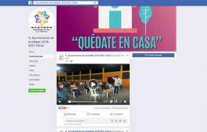 Ixcatepec, Ver., 9 de agosto de 2020.- Ciudadanos, jefes de manzana y autoridades municipales convocaron a una reunión a puerta cerrada en el auditorio de la ciudad.