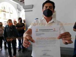 Veracruz, Ver., 11 de agosto de 2020.- Por la pandemia se consume mucha agua porque nos piden lavarnos frecuentemente las manos, que se tenga aseo; pero sin el líquido no lo podemos realizar, se quejaron colonos.