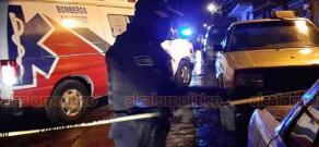 Coatepec, Ver., 12 de agosto de 2020.- La madrugada de este miércoles, un hombre de aproximadamente 50 años murió tras ser golpeado por resistirse a asalto. Alcanzó a caminar algunos metros para pedir ayuda pero falleció sobre la calle Rubén Darío.