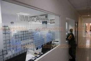 Ciudad de México, 14 de agosto de 2020.- Banco de Sangre del Hospital Central Militar de la SEDENA registra de 5 a 7 mil donadores al año. Exhortan a la población a donar para salvar vidas. Con la pandemia por COVID-19, también aumentó la demanda de plasma y plaquetas.