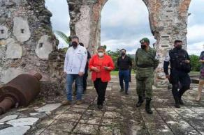 Córdoba, Ver., 14 de agosto de 2020.- Para el fortalecimiento de la seguridad, la Secretaría de Seguridad pública trabaja en coordinación con Guardia Nacional y el ayuntamiento de Córdoba, para brindar los resultados que la población demanda.
