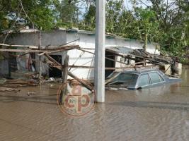 """La Secretaría de Protección Civil recordó que un día como hoy pero del año 2010, el huracán Karl impactó en Veracruz. """"Un fenómeno como pocos para la entidad, debido a la intensidad de sus vientos y cantidad de lluvias, mismas que dejaron grandes daños a su paso""""."""
