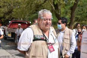 Xalapa, Ver., 26 de septiembre de 2020.- Habitantes de Coatepec se manifestaron para denunciar ante el Presidente López Obrador los atropellos que SEDATU y Gobierno del Estado cometen contra los recursos naturales. Fueron atendidos por el delegado federal Manuel Huerta.