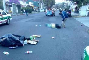 Xalapa, Ver., 30 de septiembre de 2020.- Una conductora arrolló a un peatón que intentaba cruzar la avenida Miguel Alemán esquina Volcán de Colima. El lesionado fue trasladado a un hospital y la conductora llevada al cuartel de San José, para el deslinde de responsabilidades.