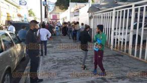 Córdoba, Ver., 20 de octubre de 2020.- Dueños de bares y cantinas demandan que sus locales no sean cerrados pues llevan siete meses sin laborar y muchos ya se fueron a la quiebra.